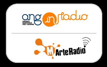 Logo MArteRadio - ANG inRadio